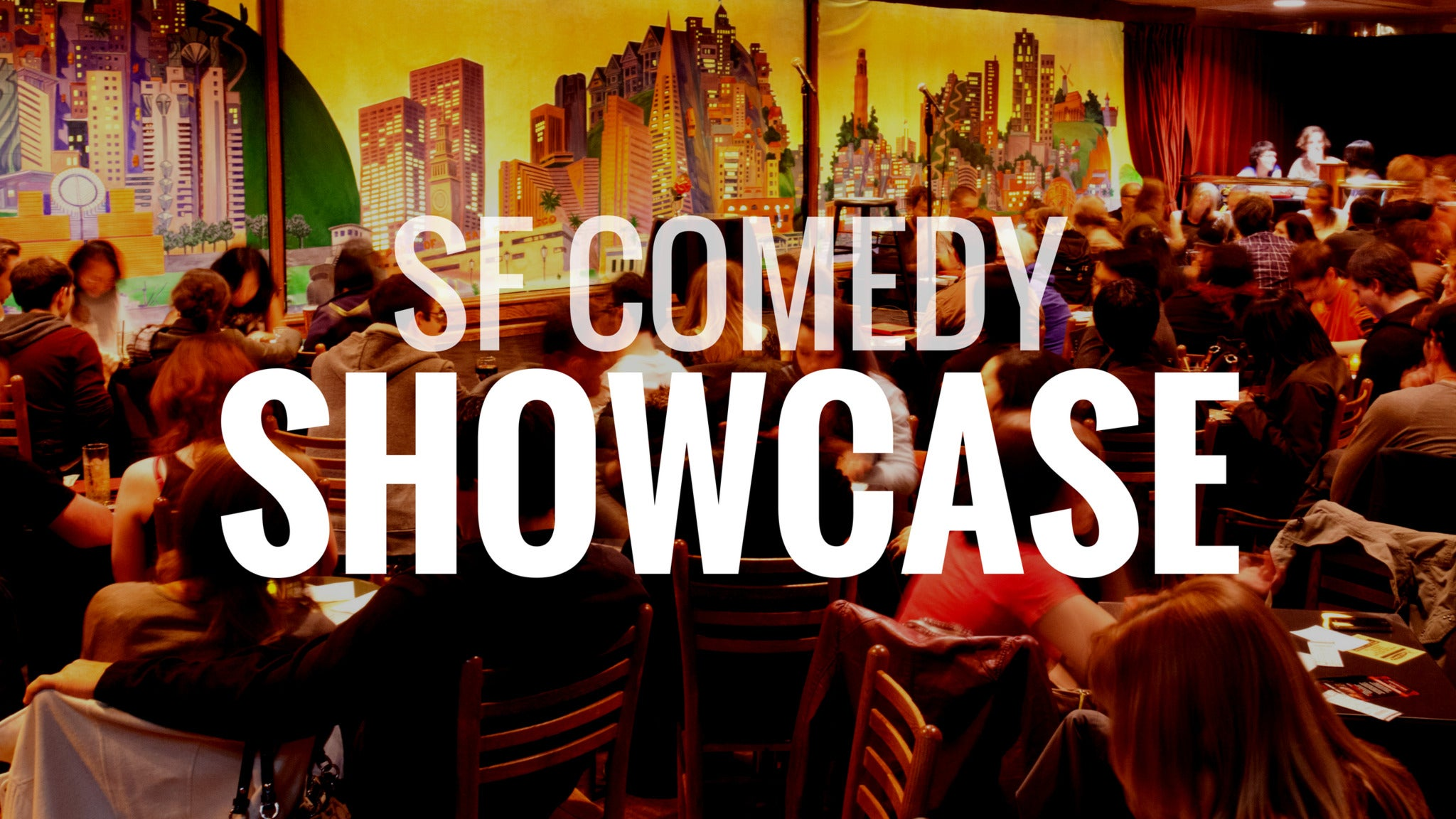 SF Comedy Showcase at Punch Line Comedy Club - San Francisco