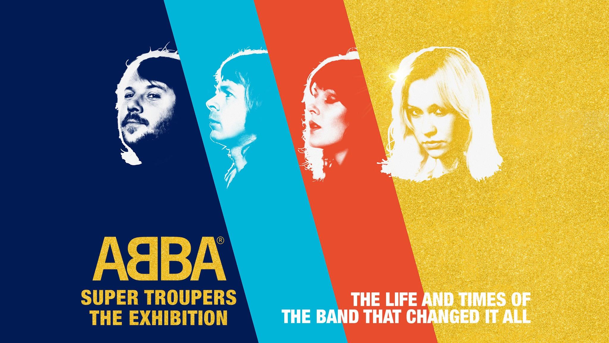 Abba: Super Troupers the Exhibition