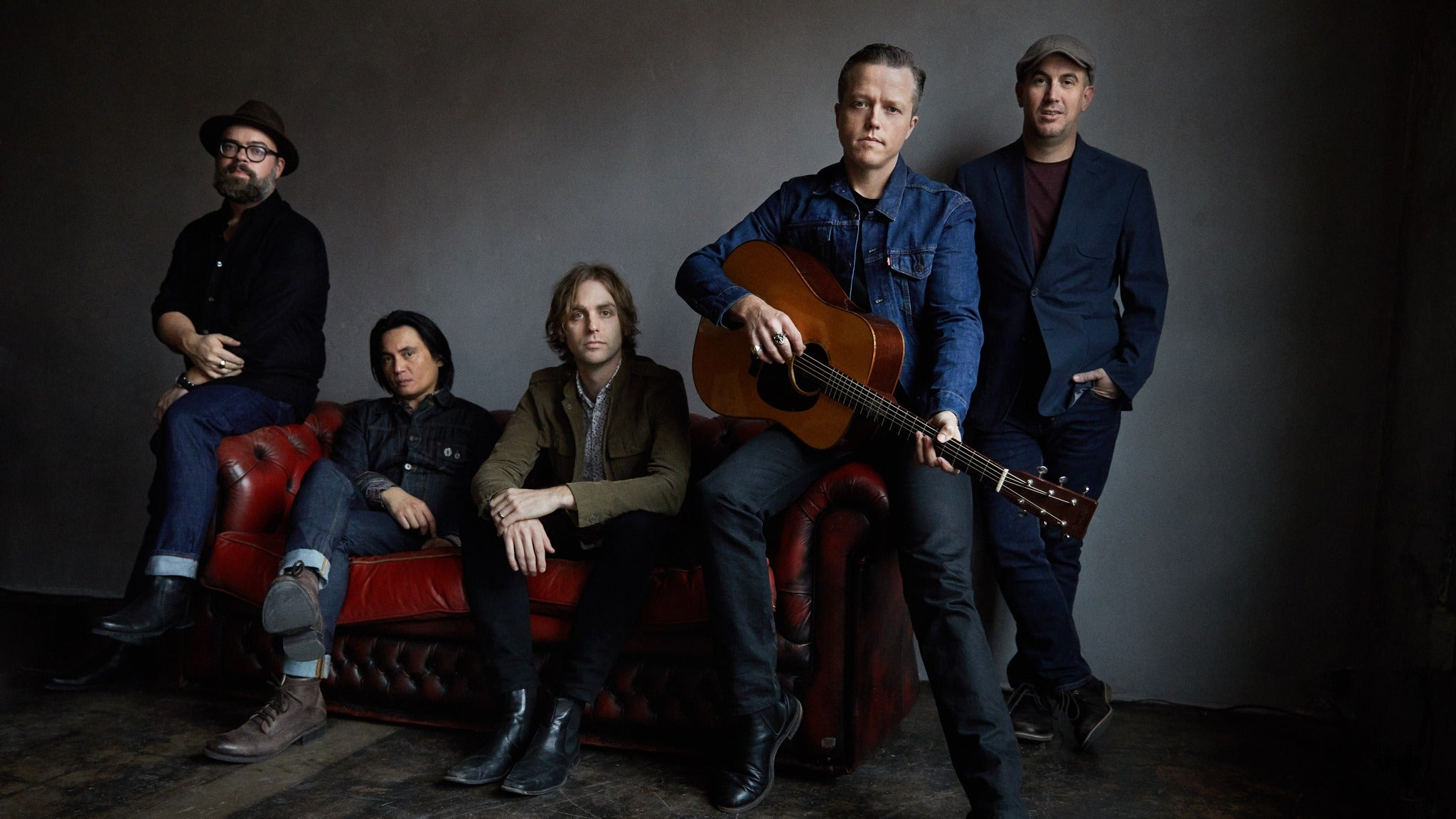 Jason Isbell & the 400 Unit at Alabama Theatre