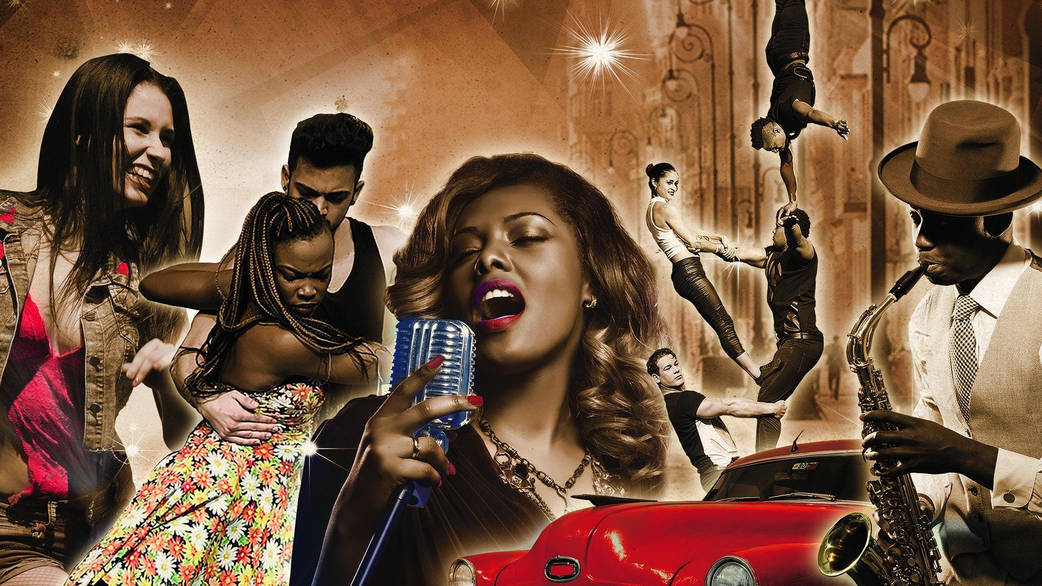 Havana Nights at The Charleston Music Hall