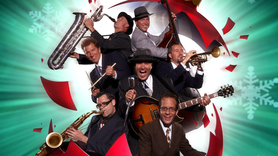 Big Bad Voodoo Daddy live