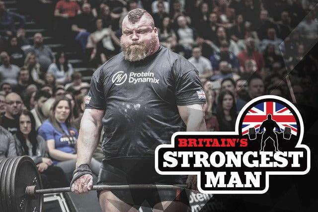 Giants Live Worlds Strongest Man Tour Britains