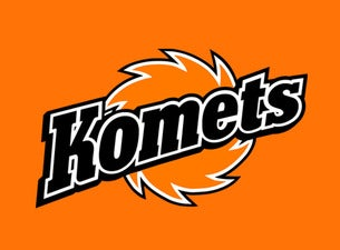 Fort Wayne Komets vs. Cincinnati Cyclones