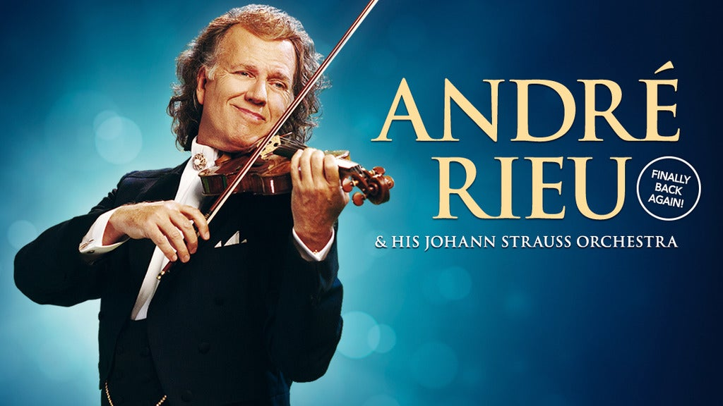 Andre Rieu at BB&T Center