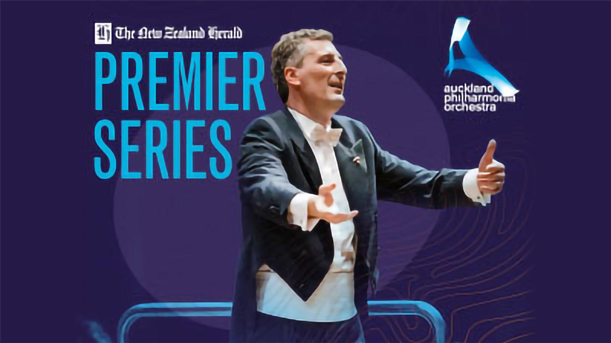 The New Zealand Herald Premier Series - Ma vlast