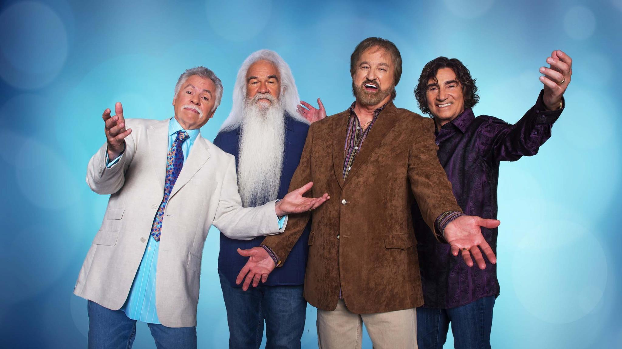 The Oak Ridge Boys Christmas Show at Star Plaza Theatre