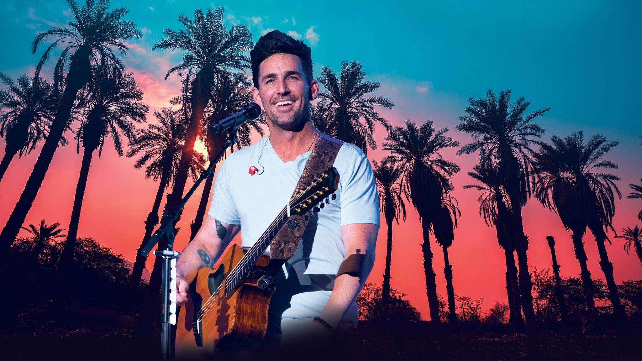 Jake Owen at Security Service Field