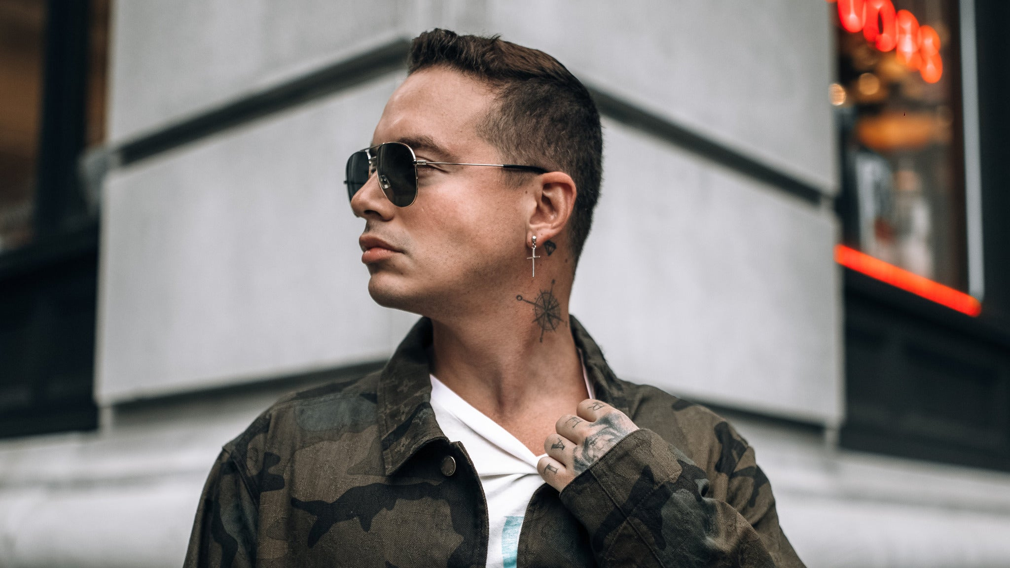 J Balvin Vibras Tour at Comerica Theatre
