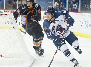 Tulsa Oilers vs. Quad City Mallards