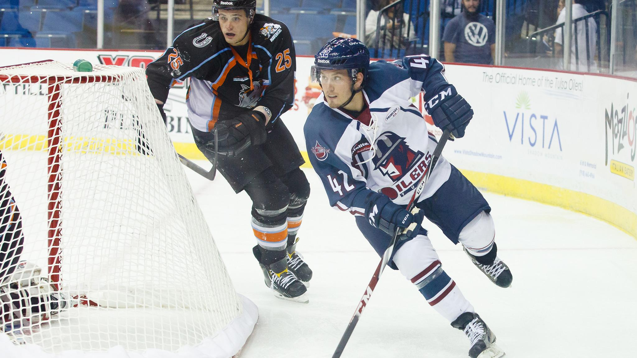 Tulsa Oilers vs. Rapid City Rush