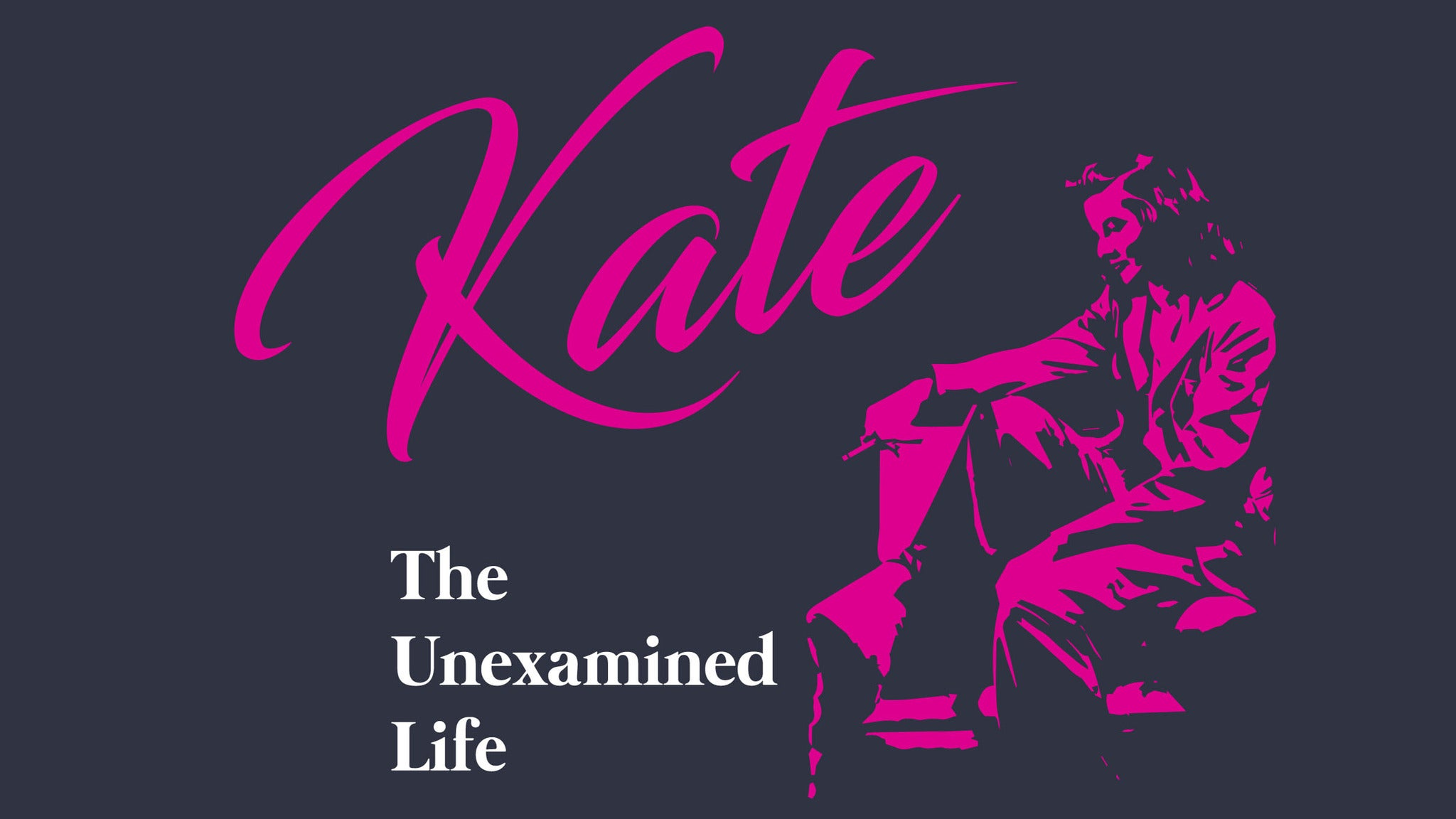 Walnut Street Theatre's Kate The Unexamined Life - Philadelphia, PA 19107