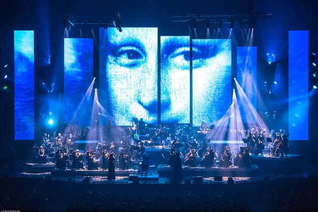 The World Of Hans Zimmer Arena Birmingham Seating Plan