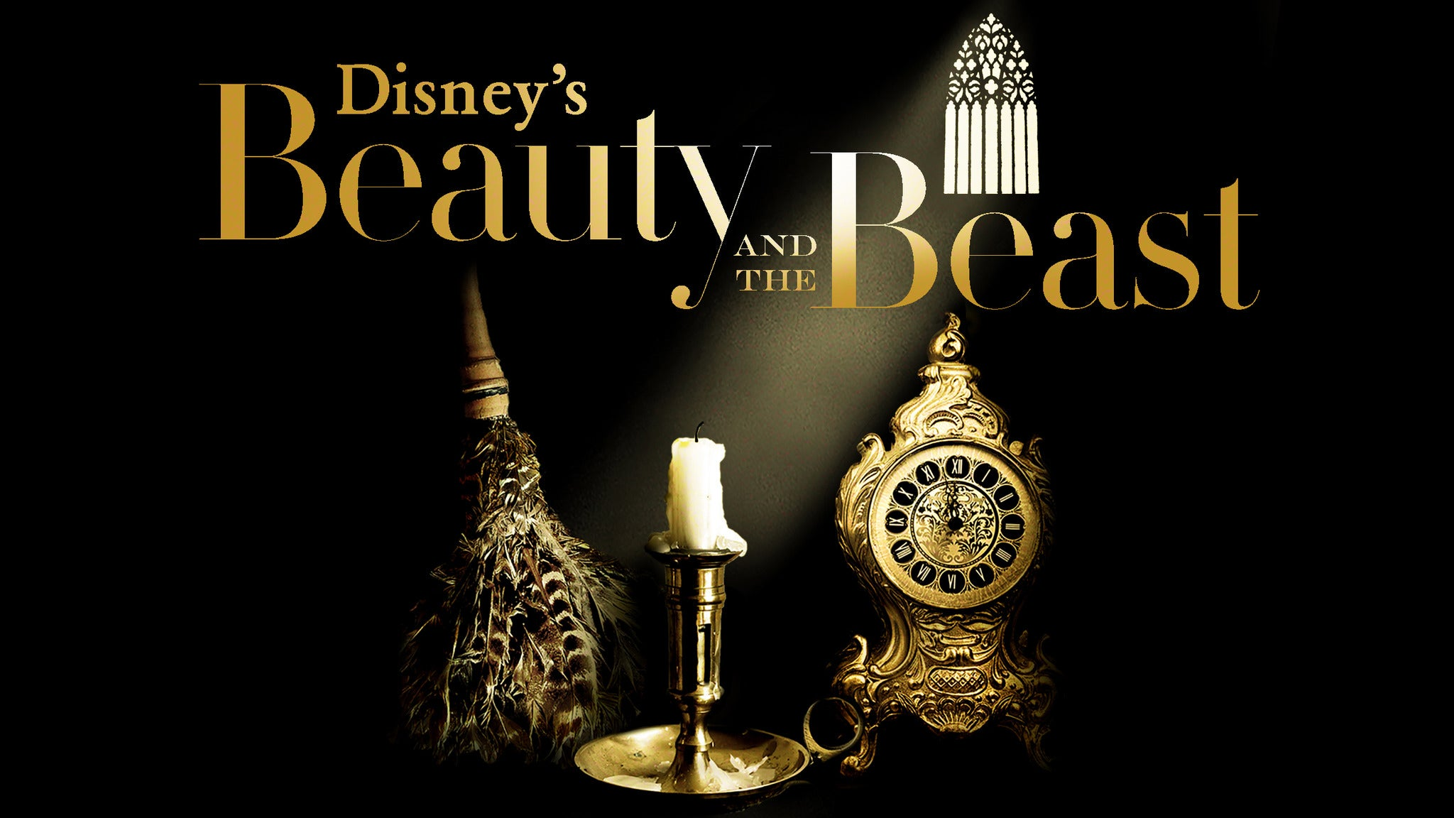 Drury Lane Presents: Disney's Beauty and the Beast