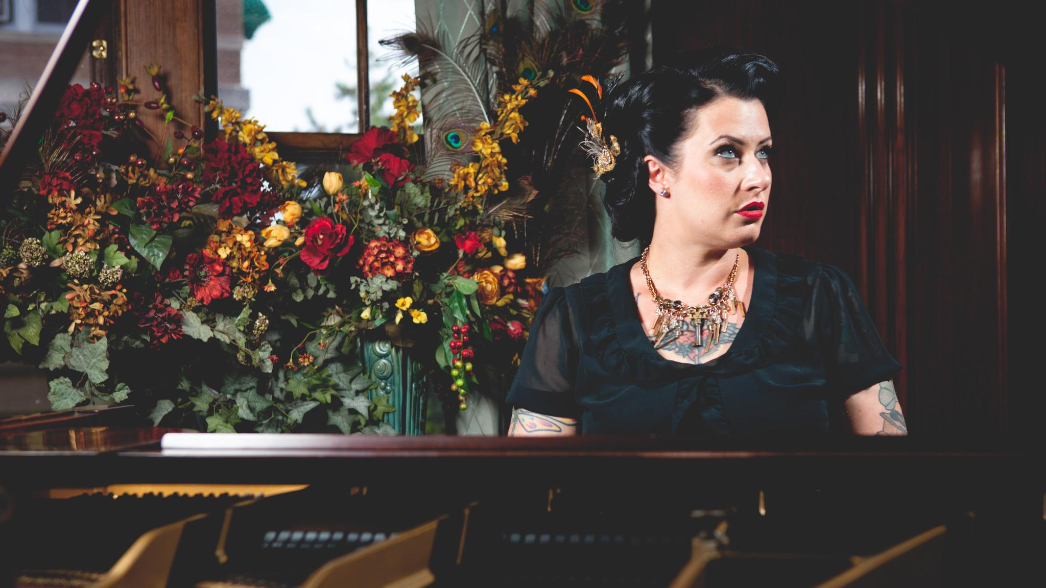 Davina and the Vagabonds at SPACE