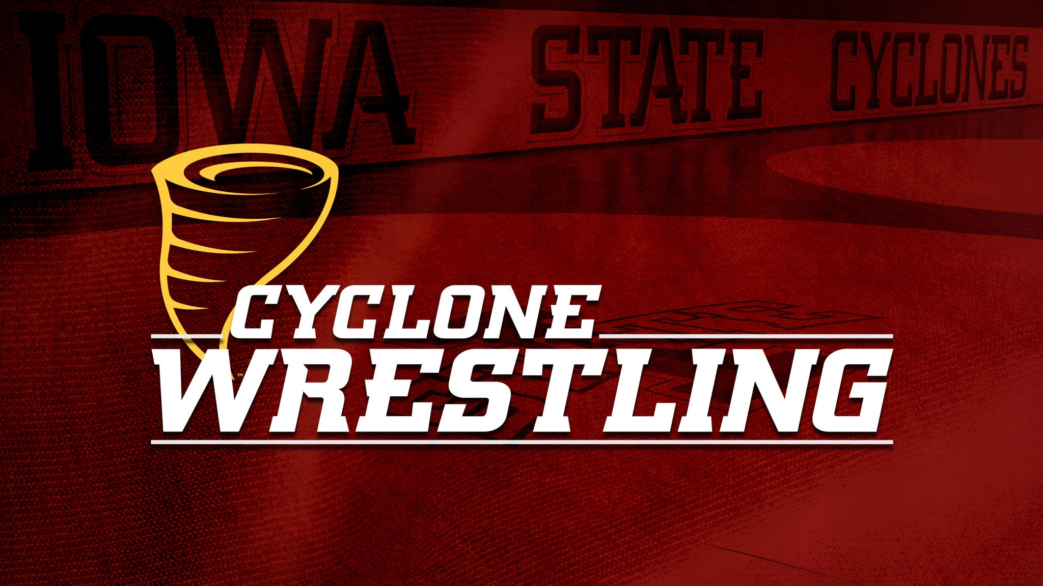 ISU Cyclones Wrestling v. South Dakota State