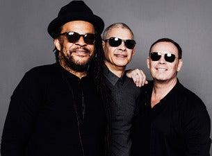 UB40 Legends Ali, Astro and Mickey