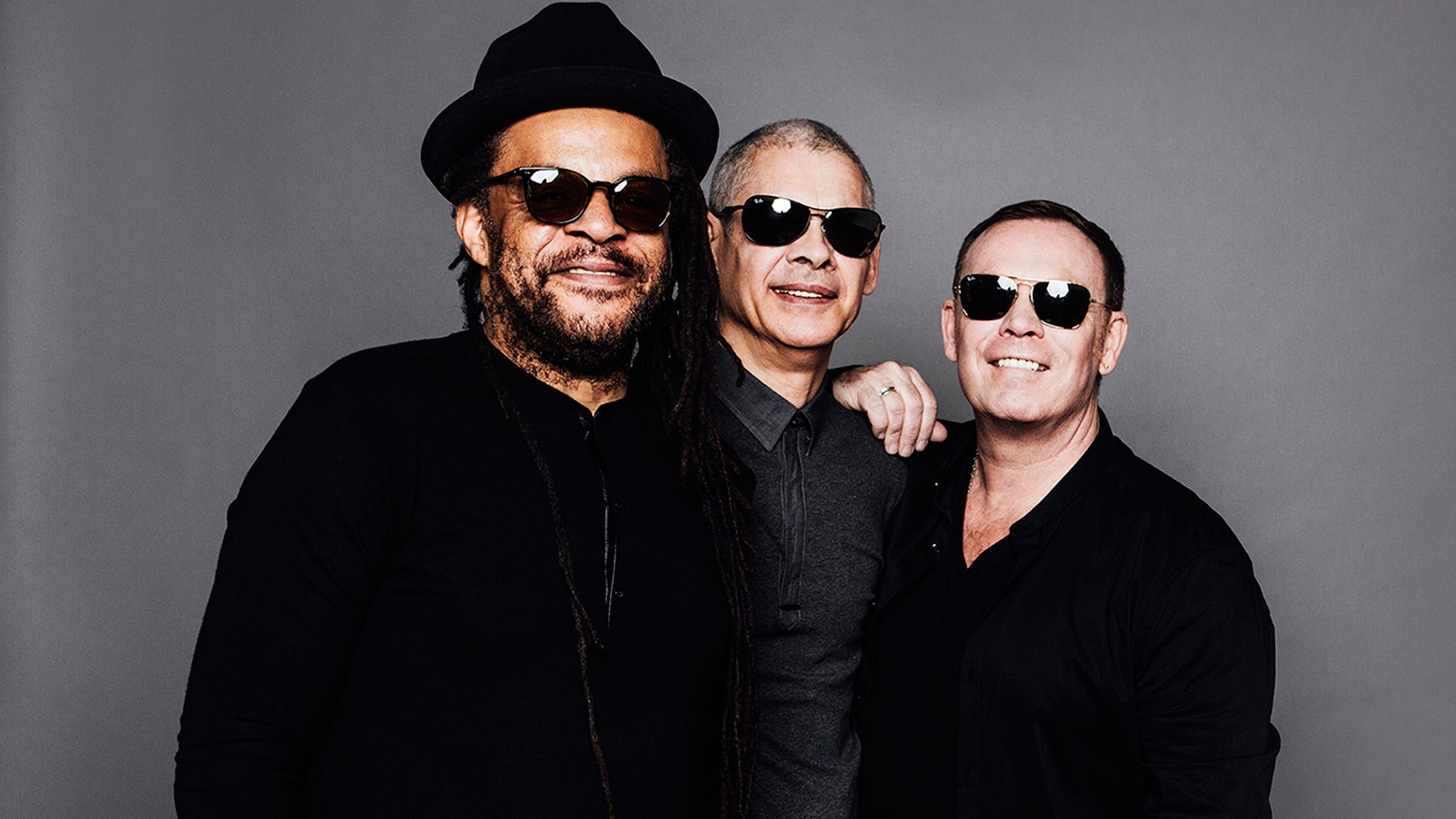 UB40 Legends Ali, Astro & Mickey at Howard Theatre