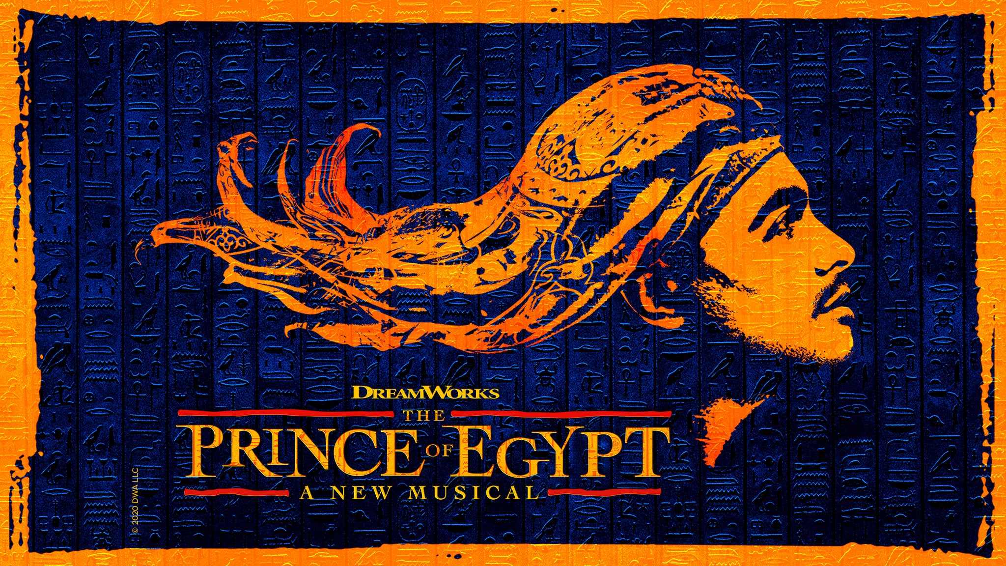 The Prince of Egypt - Groups Event Title Pic