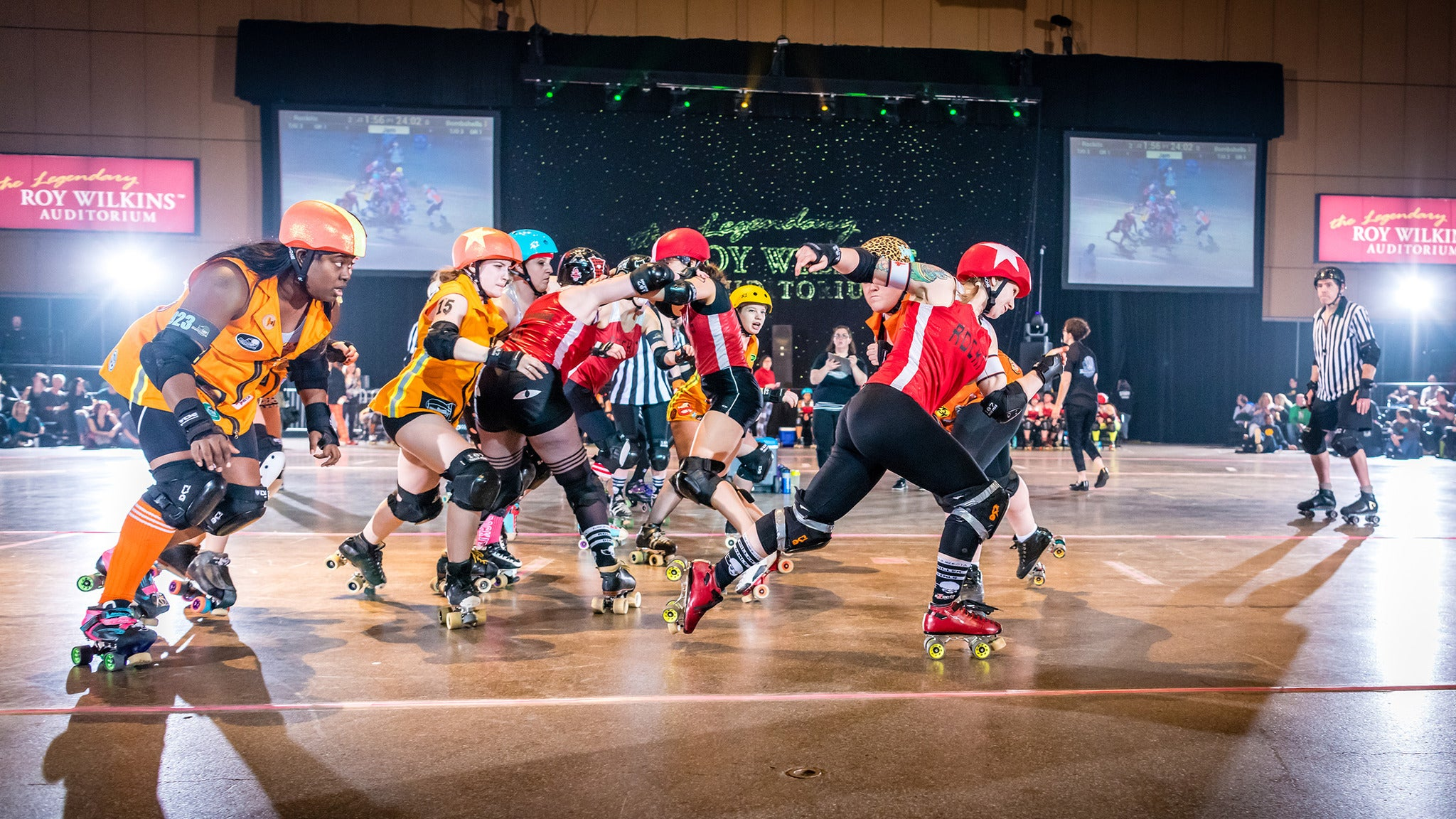 Minnesota RollerGirls - St Paul, MN 55102