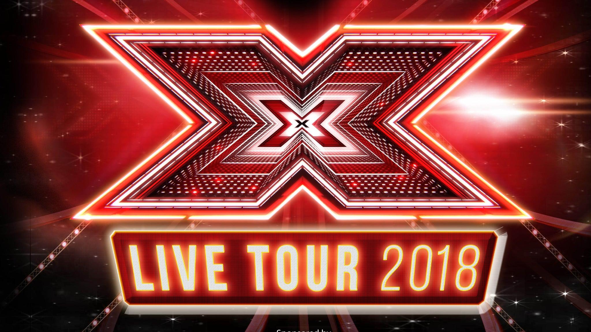 foto ticket X Factor Live Tour