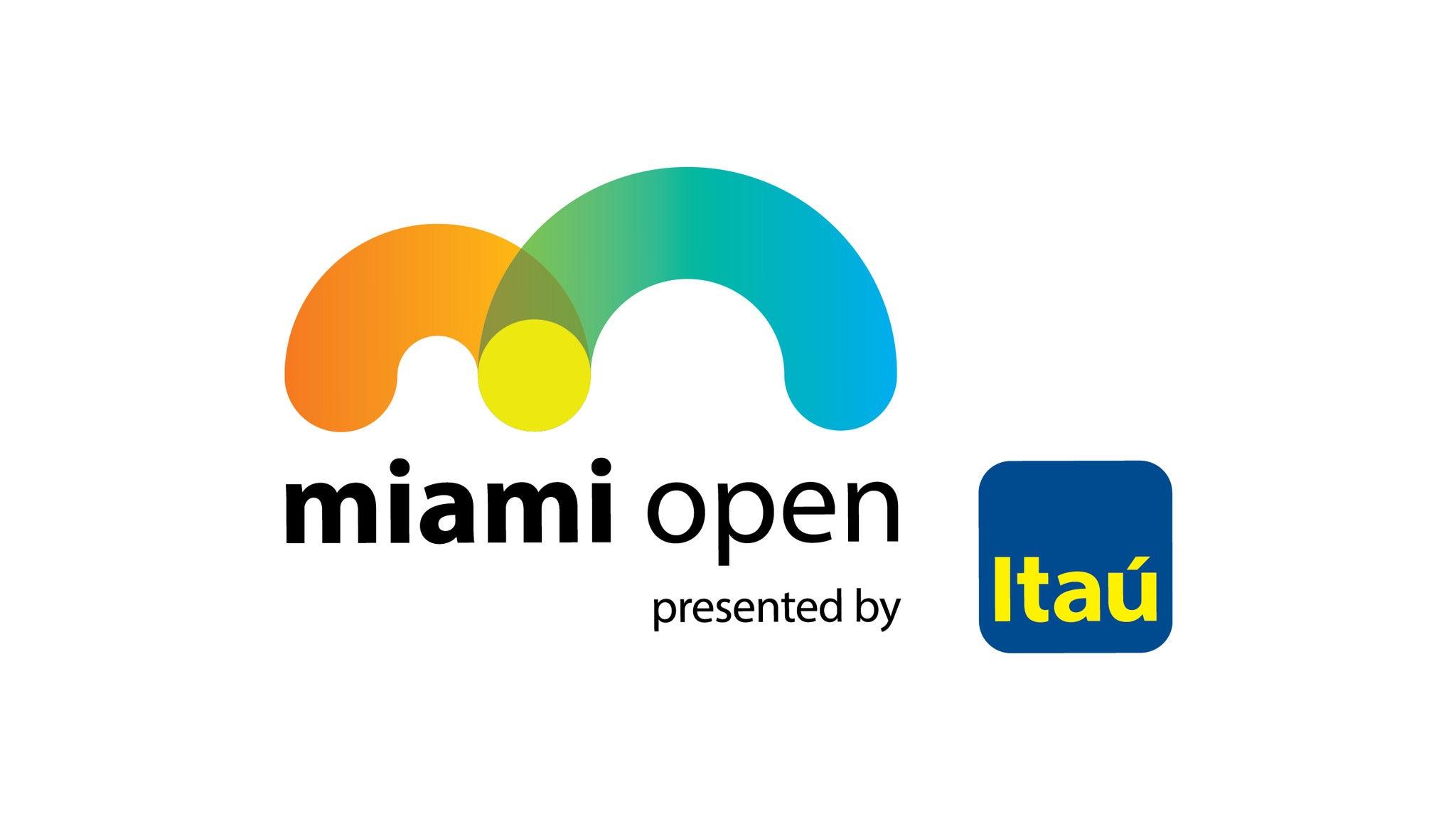 2017 Miami Open - Stadium - Session 23