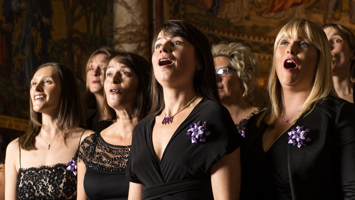 Military Wives Choir tickets (Copyright © Ticketmaster)