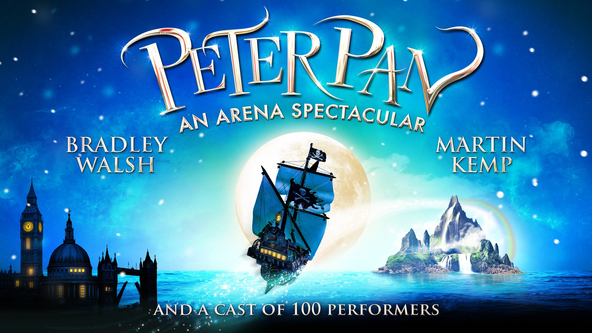 Peter Pan An Arena Adventure