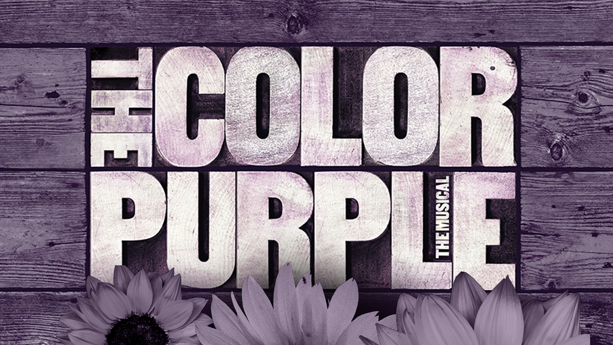 Drury Lane Theatre Presents: The Color Purple
