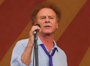 Art Garfunkel In Close-Up