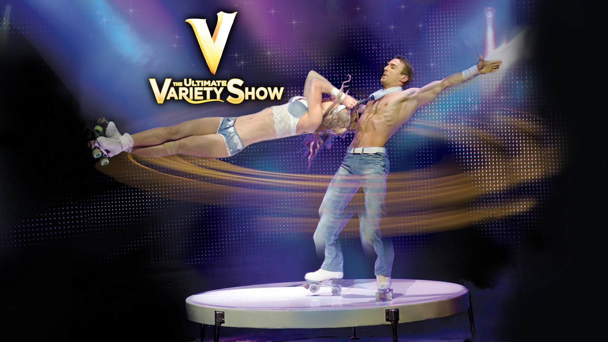 V-The Ultimate Variety Show