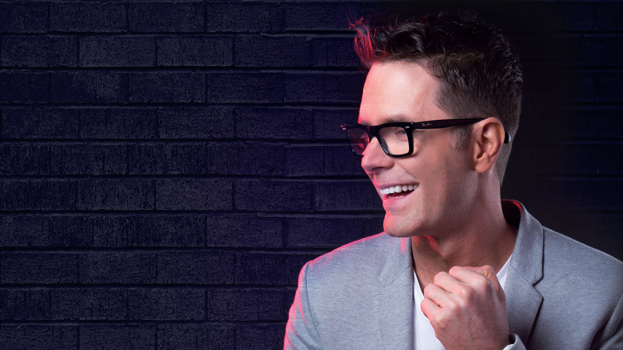 Bobby Bones: Funny & Alone Stand Up Comedy Tour