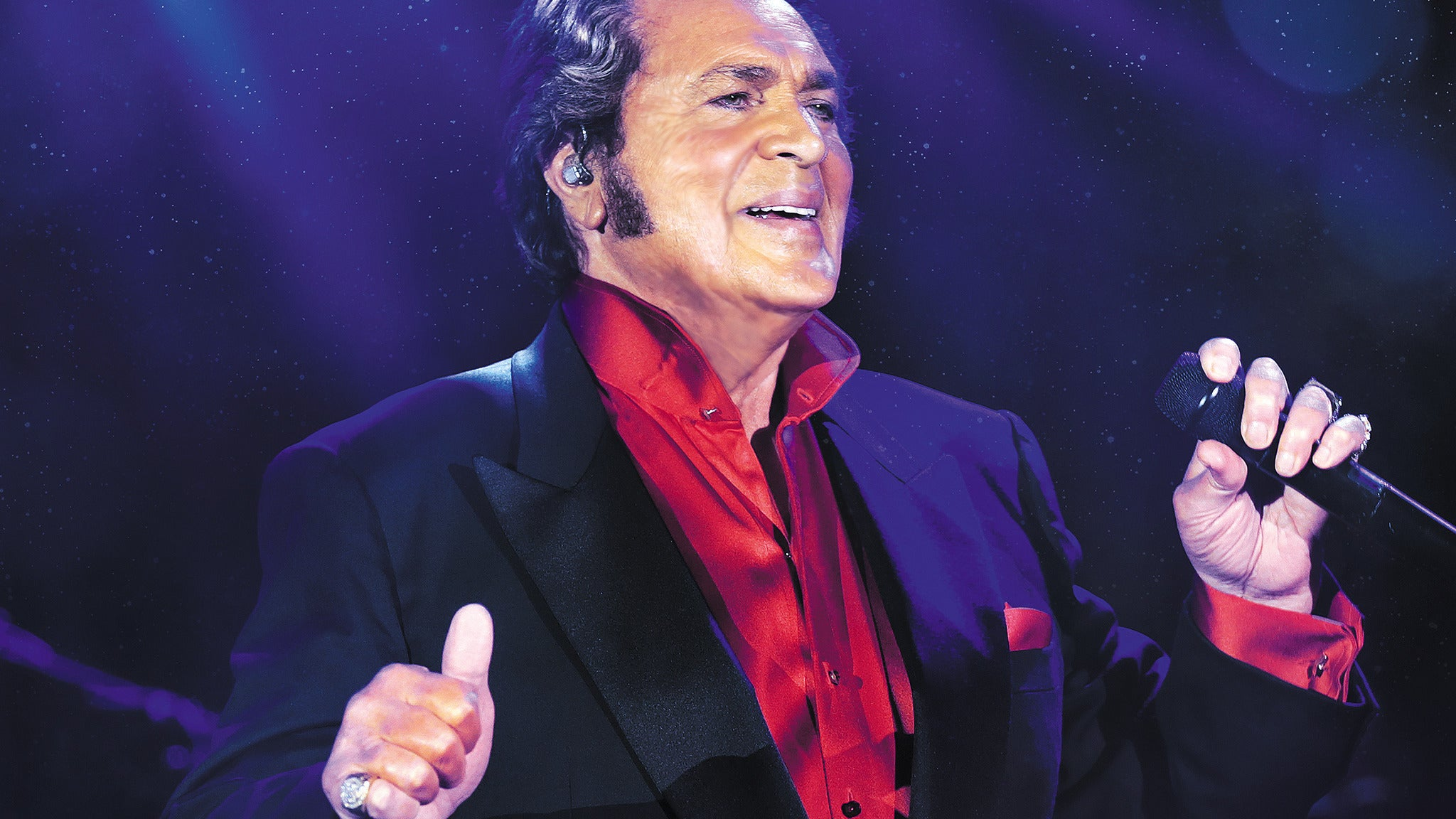 Engelbert Humperdinck at Bergen Performing Arts Center