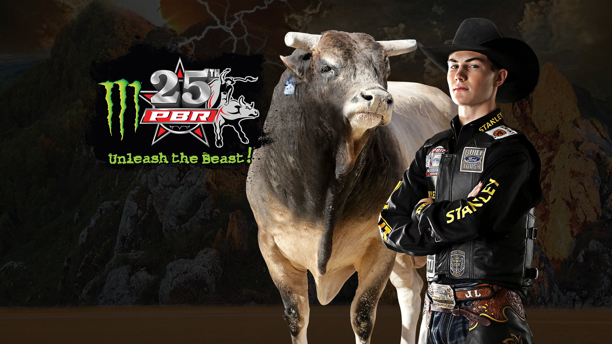 PBR: Unleash the Beast at Bridgestone Arena