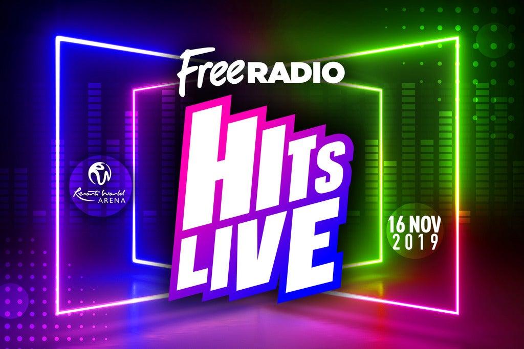 Free Radio Hits Live Genting Arena Seating Plan