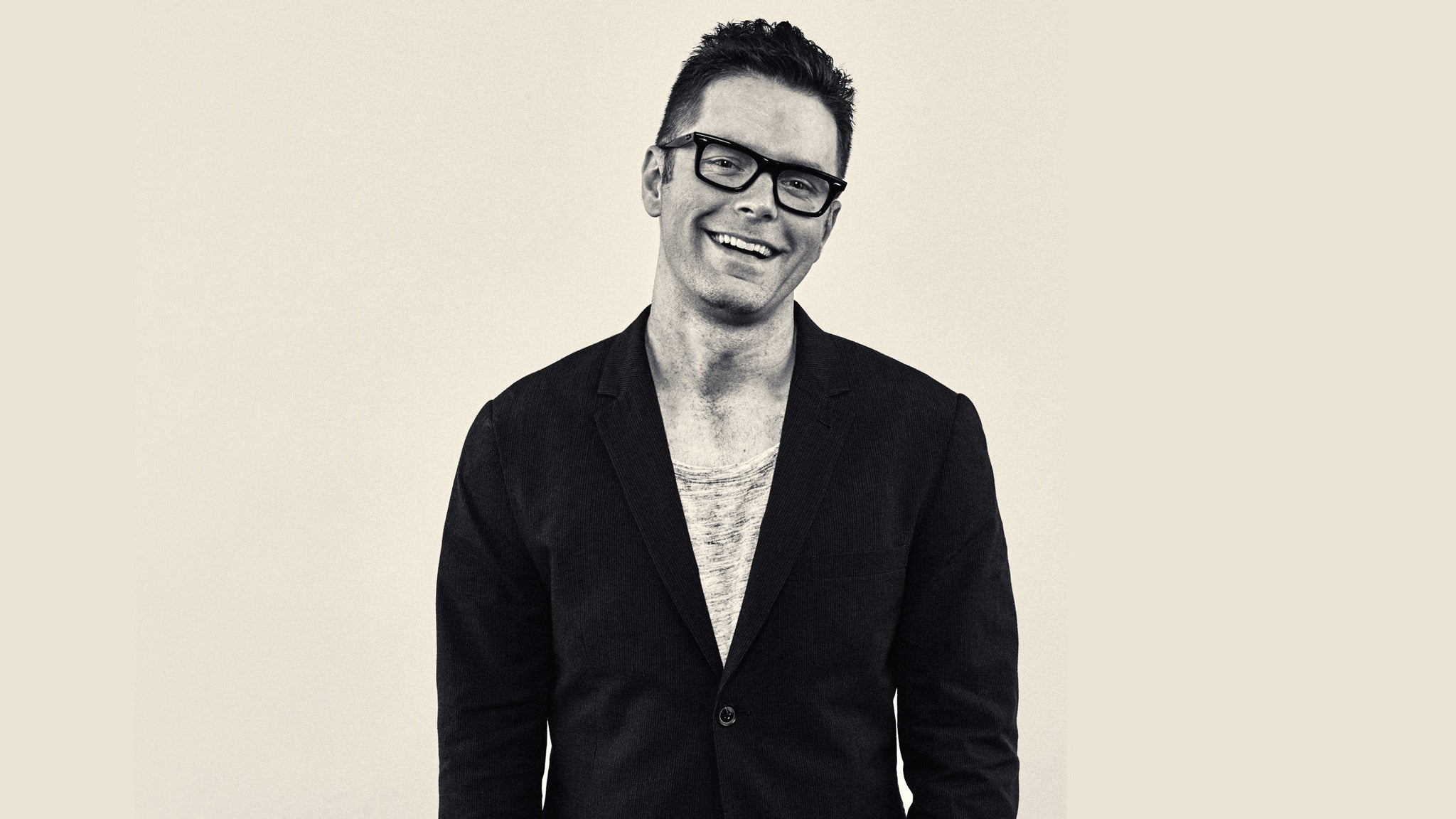 Bobby Bones at Robinson Performance Hall