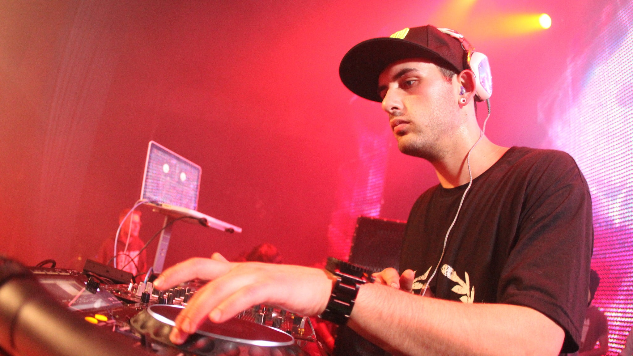 Borgore at Cornerstone - CA