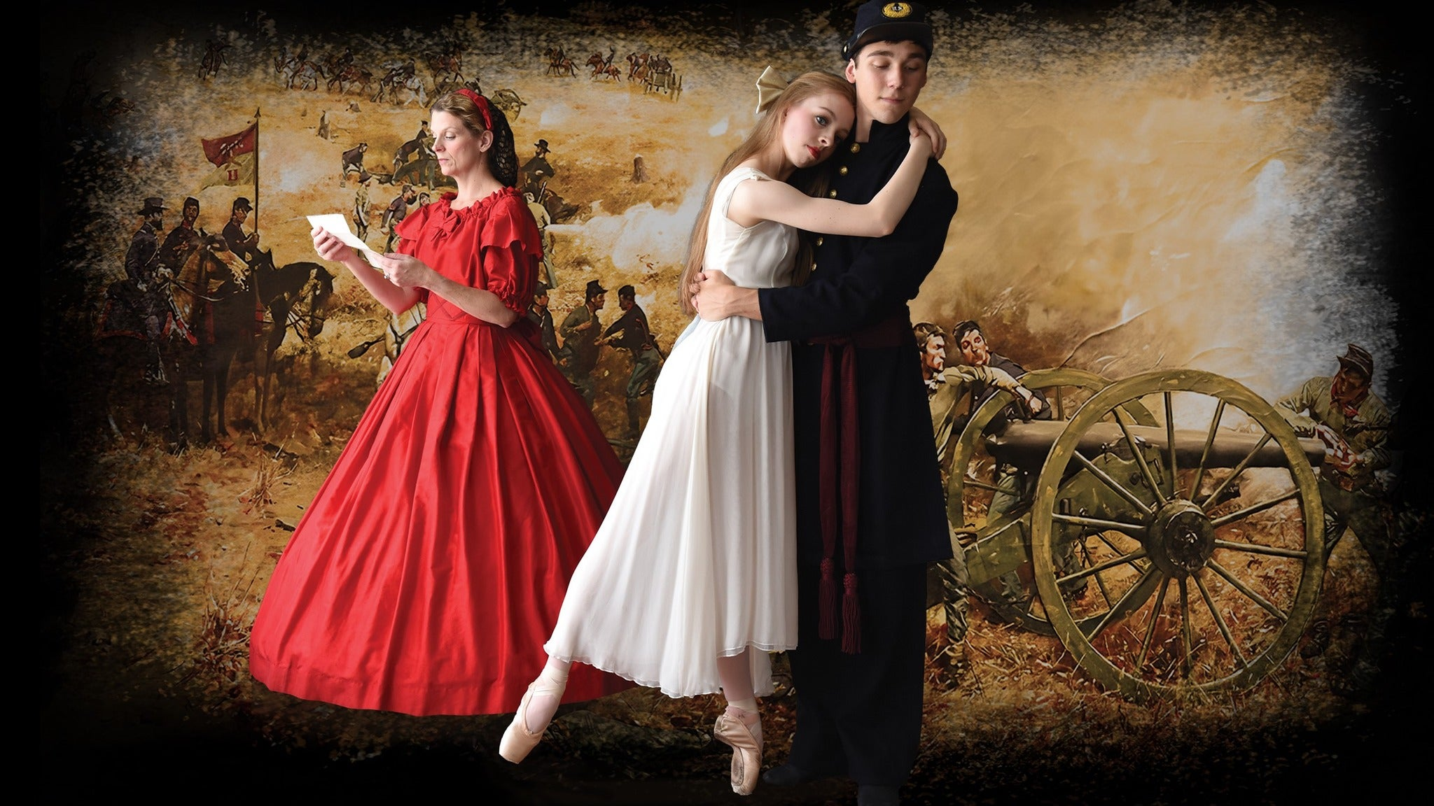 Huntsville Ballet Presents Unplugged: Phantom Of The Ballet