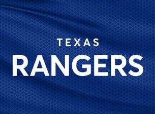 Texas Rangers vs. Milwaukee Brewers