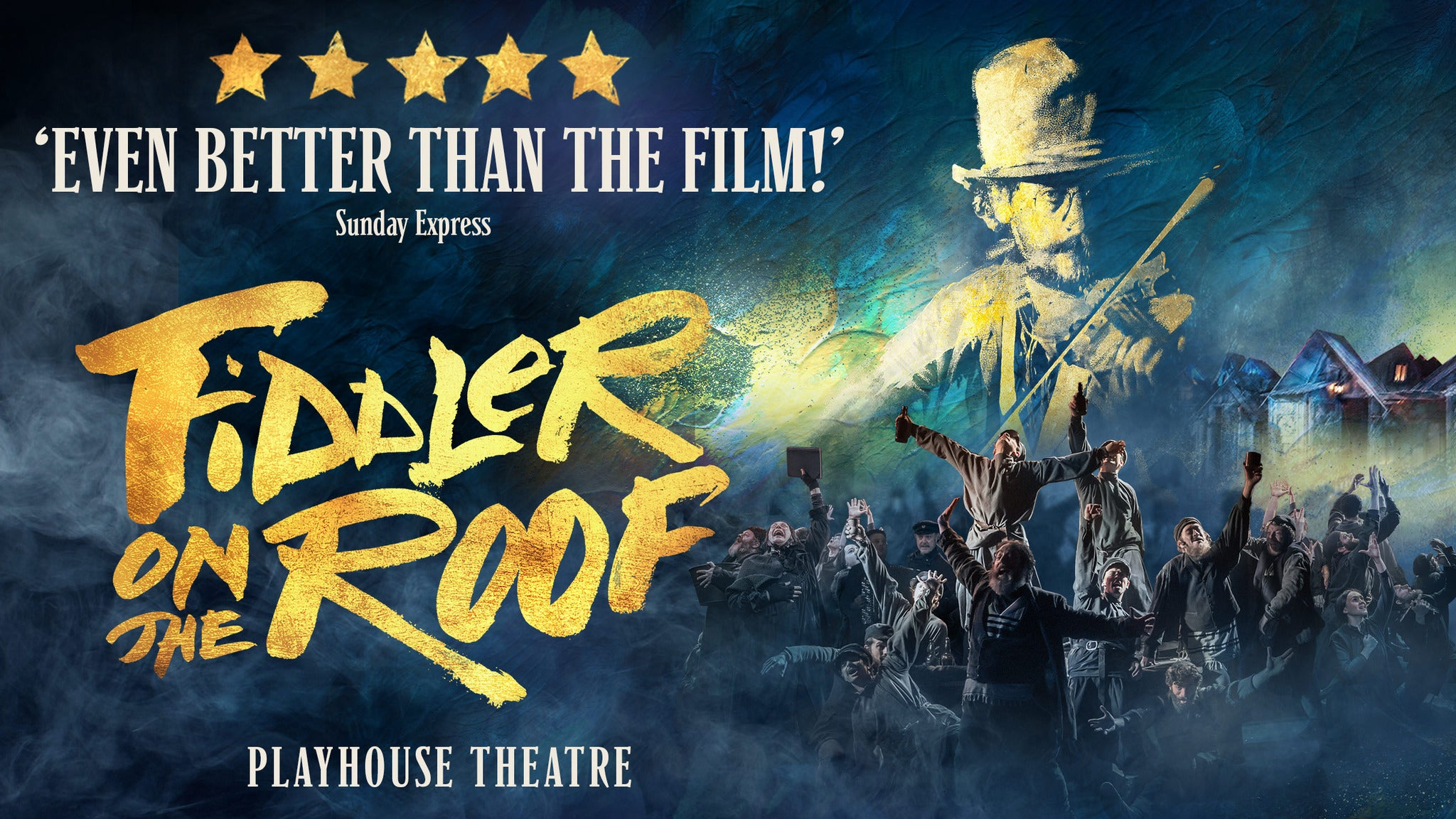 Fiddler On The Roof at Walton Arts Center - Baum Walker Hall