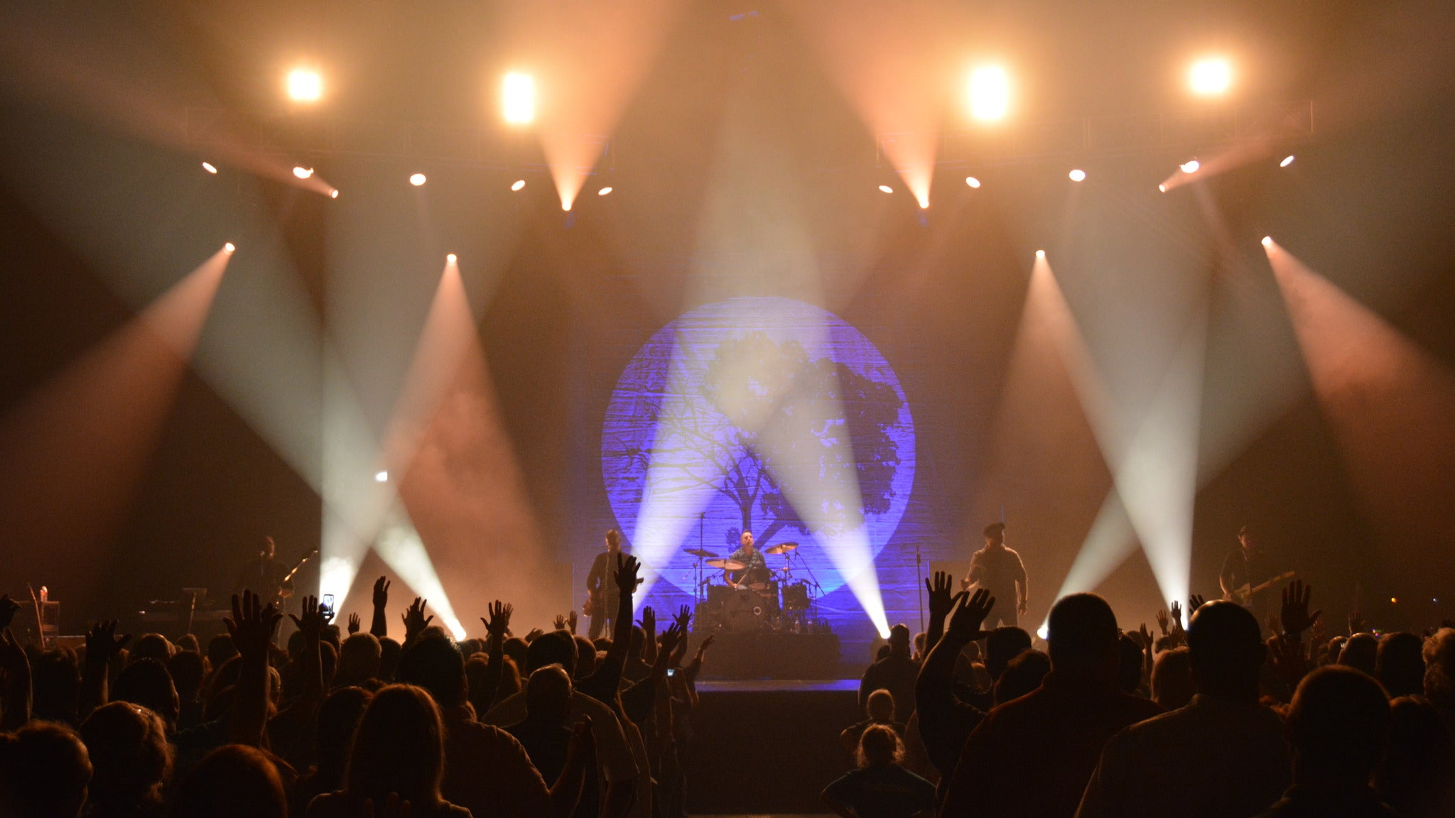 MercyMe: Imagine Nation Tour at CenturyLink Center