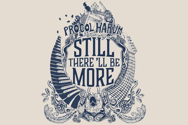 Procol Harum - Still There'll Be More - 2018 Seating Plans