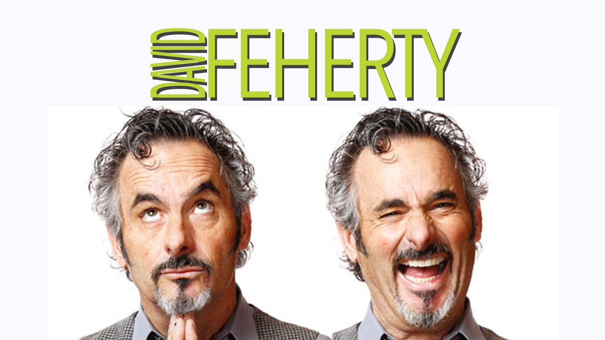 David Feherty at McCallum Theatre