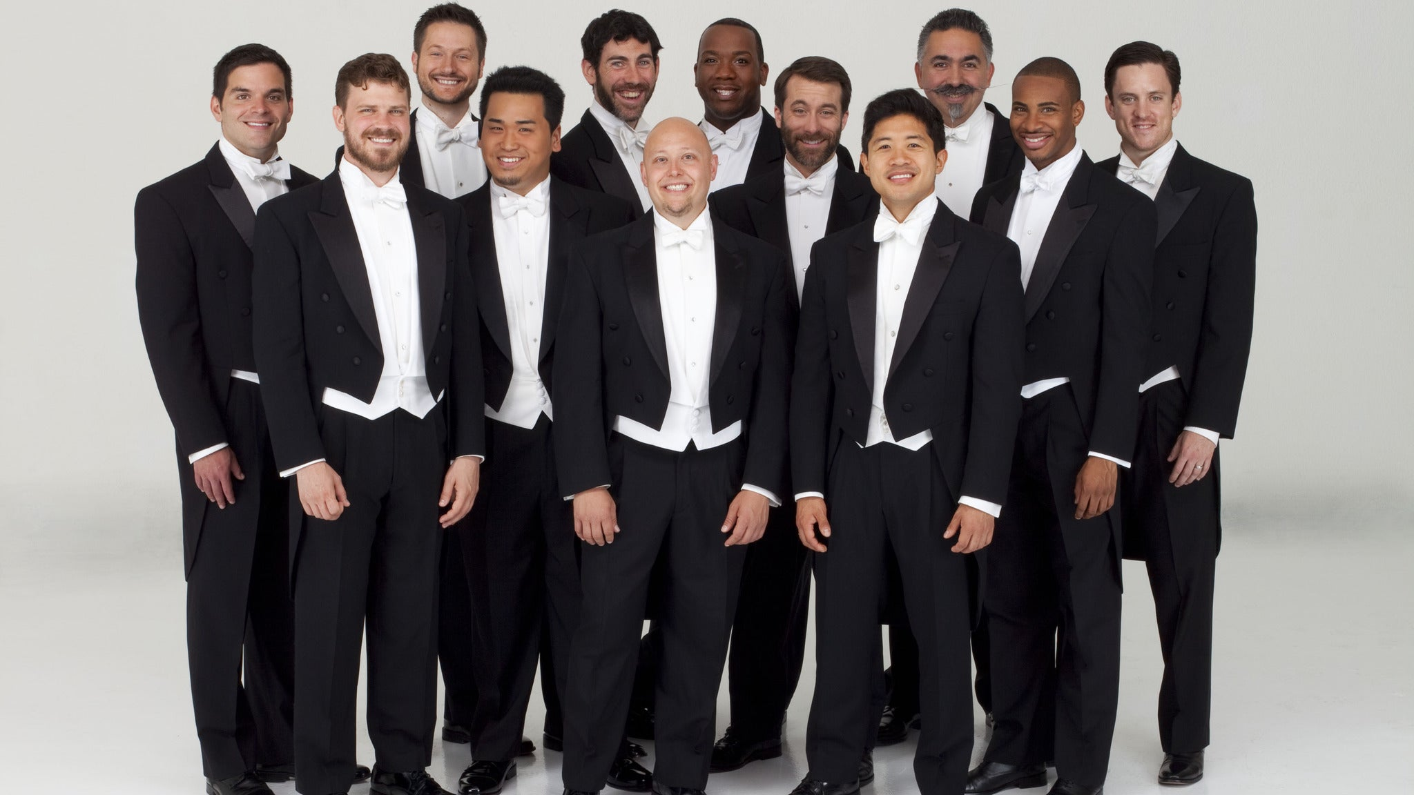 Chanticleer at Weill Hall at Sonoma State University
