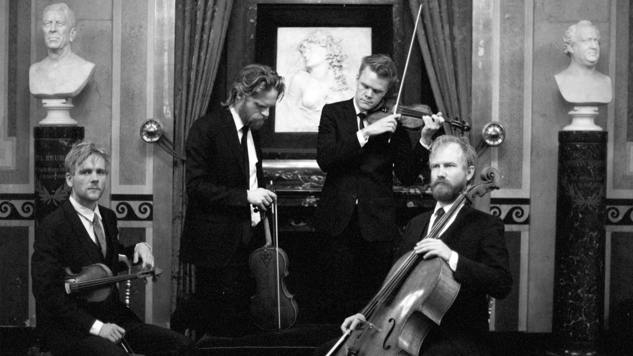 Danish String Quartet at Valley Performing Arts Center