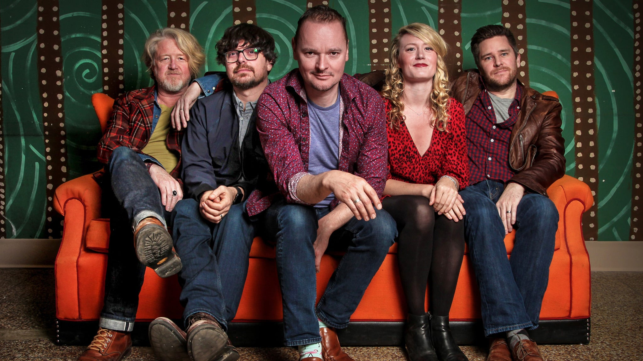 Gaelic Storm at South Orange Performing Arts Center