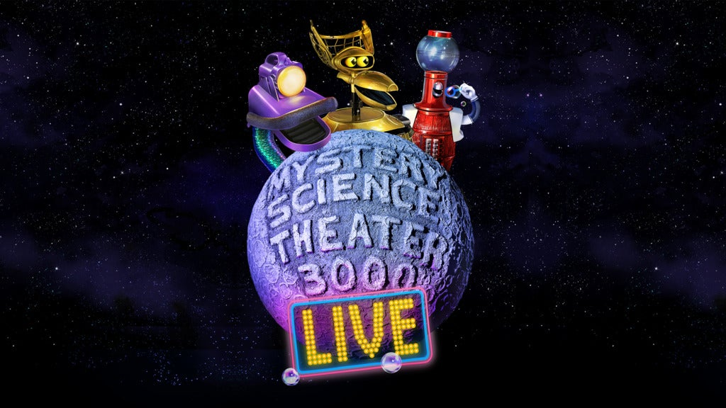 Hotels near Mystery Science Theater 3000 Live! Events
