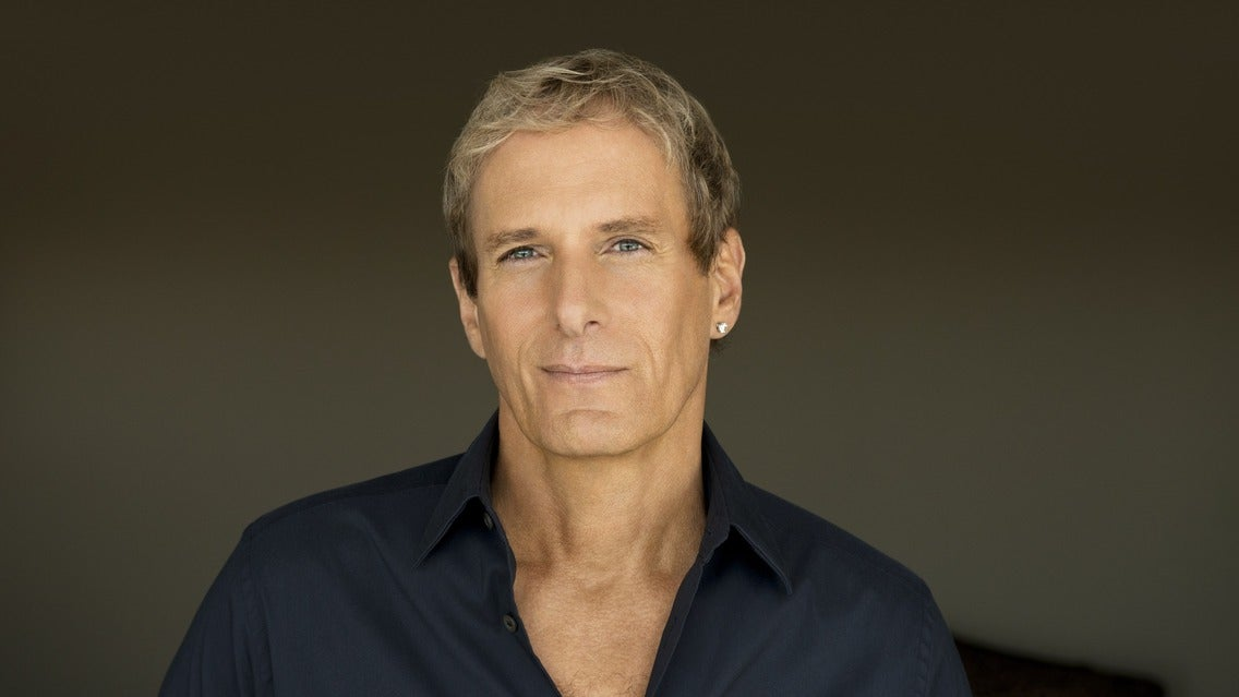 Michael Bolton - VIP Packages