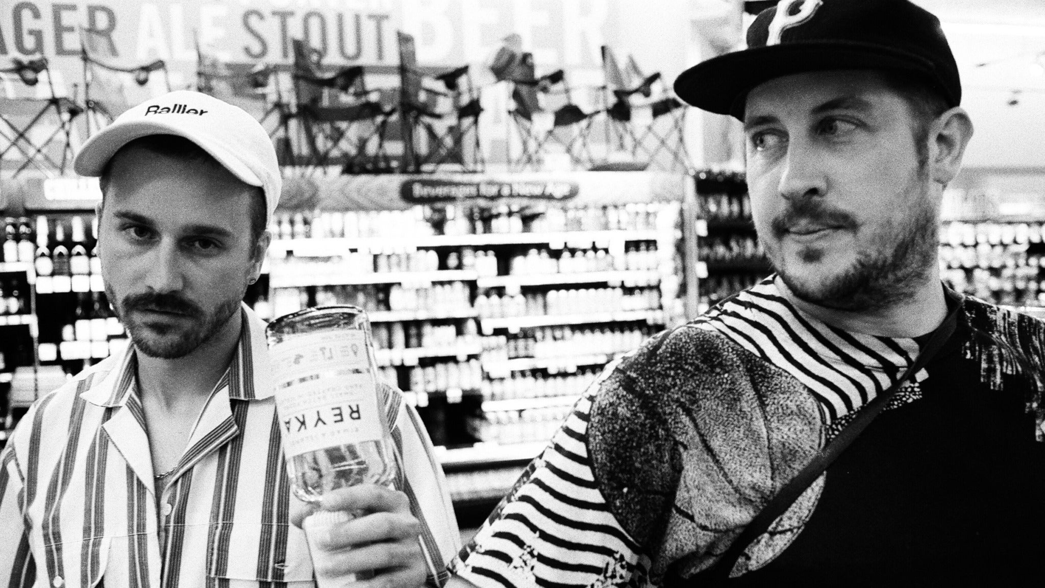 Portugal the Man w/ Lido at The Castle Theatre