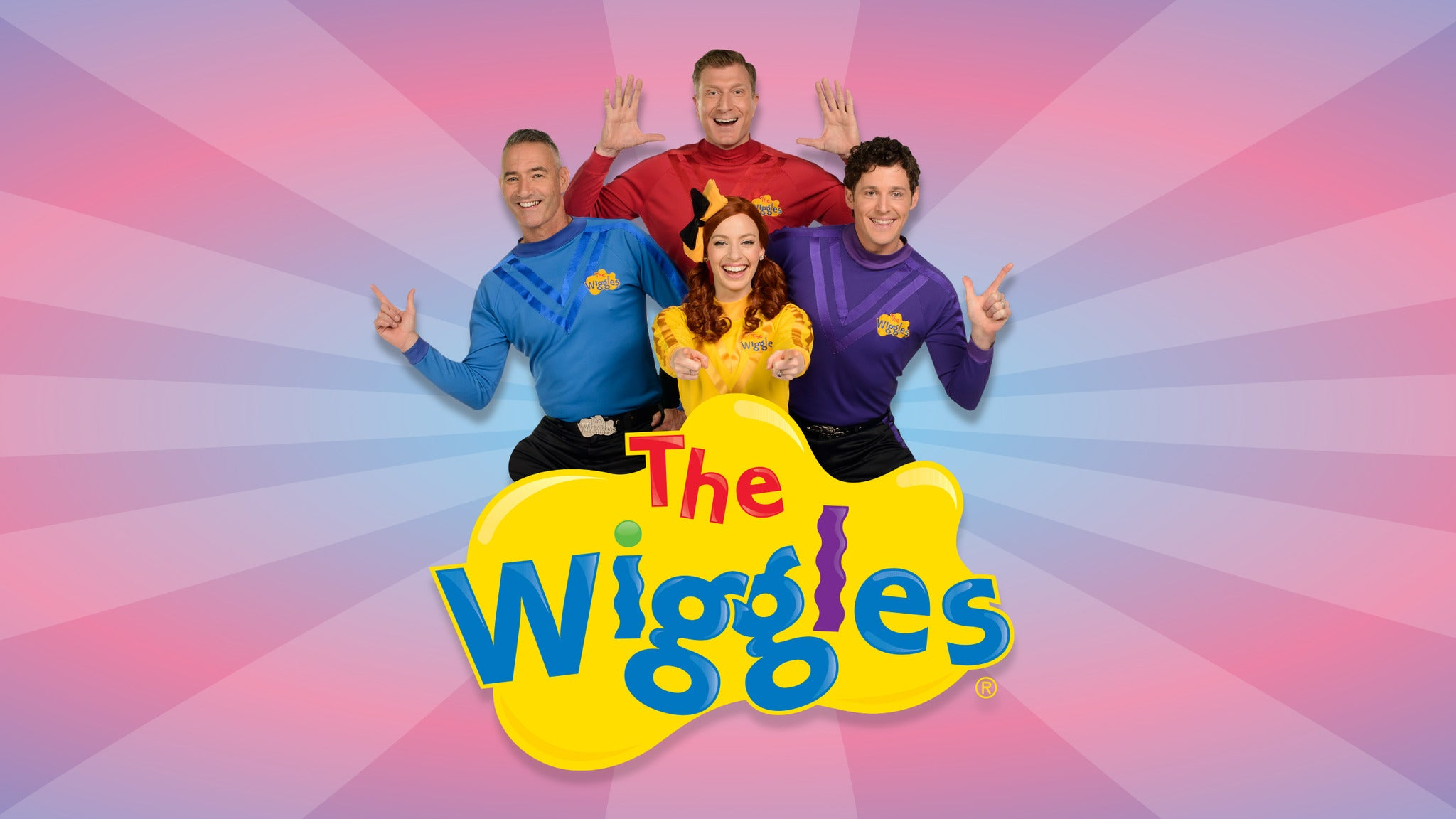 The Wiggles at Royce Hall - UCLA