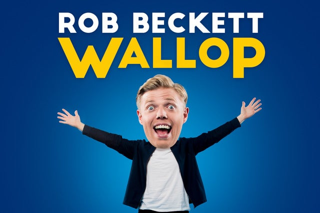 Rob Beckett - Wallop Seating Plans